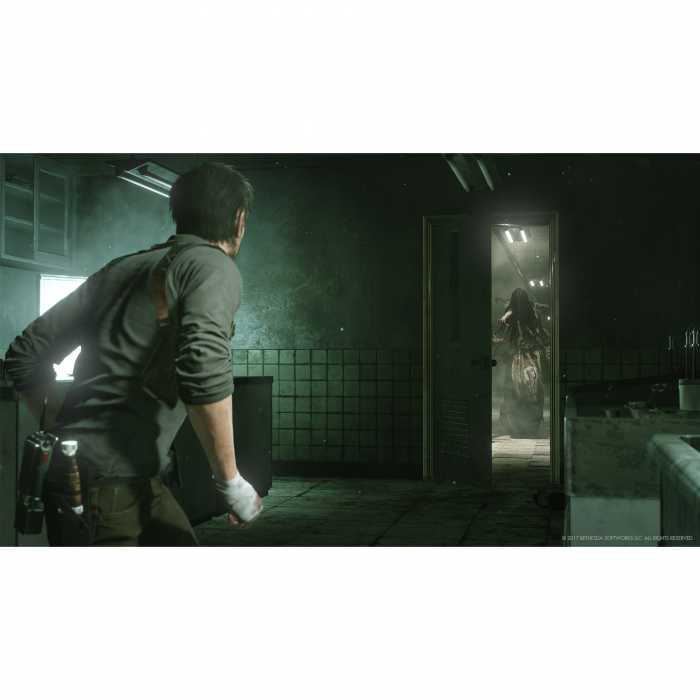 Joc The Evil Within (Includes The Fighting Chance Pack) Pentru Xbox One 2