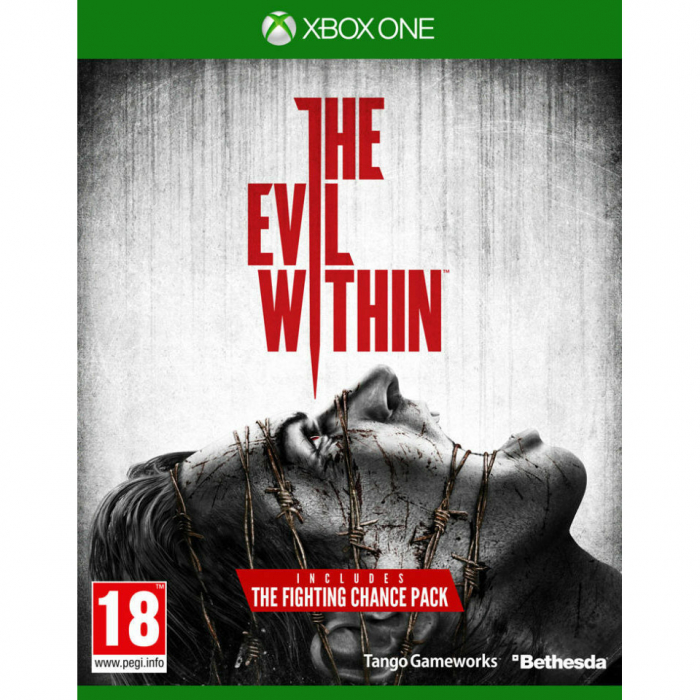 Joc The Evil Within (Includes The Fighting Chance Pack) Pentru Xbox One 0