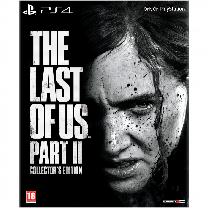 Joc The Last of Us Part II Collector's Edition pentru PlayStation 4 12