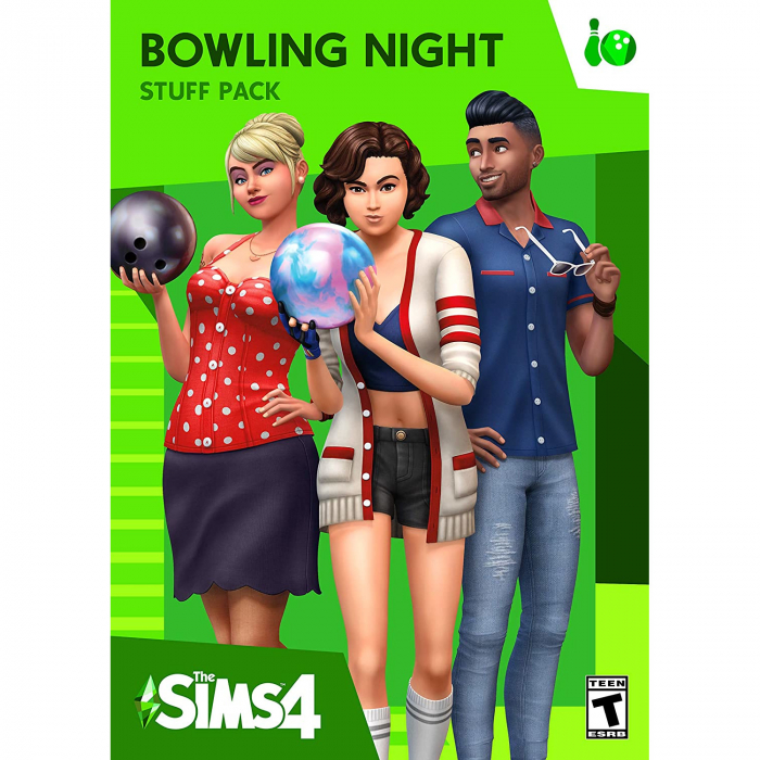 Joc The Sims 4 - Bowling Night Stuff Origin Key Global PC (Cod Activare Instant) 0