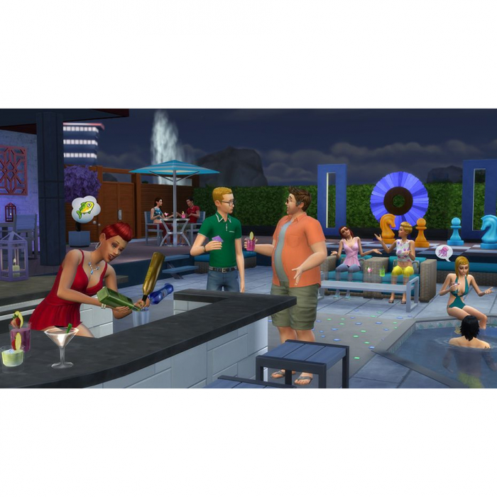 Joc The Sims 4 - Perfect Patio Stuff Origin Key Global PC (Cod Activare Instant) 3