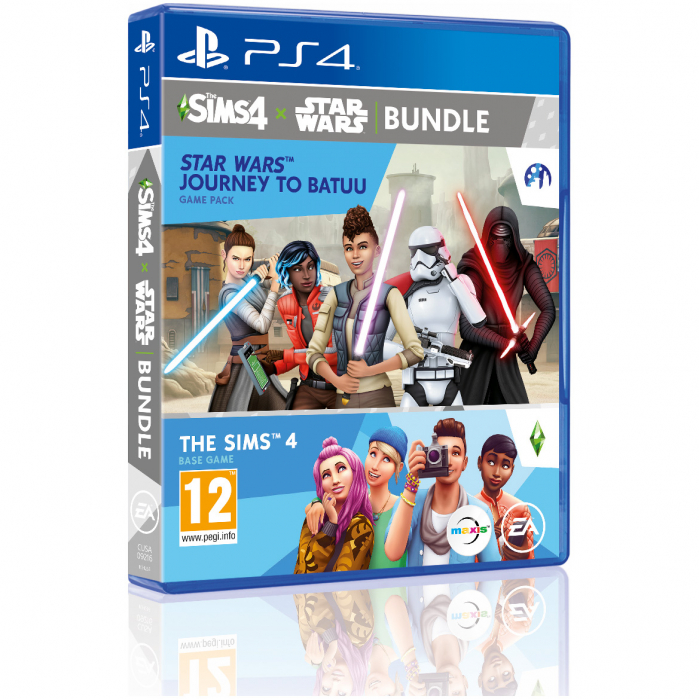 Joc The Sims 4 + Star Wars: Journey to Batuu BUNDLE pentru PlayStation 4 6