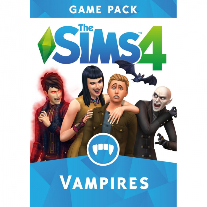 Joc The Sims 4 - Vampires Origin Key Global PC (Cod Activare Instant) 0