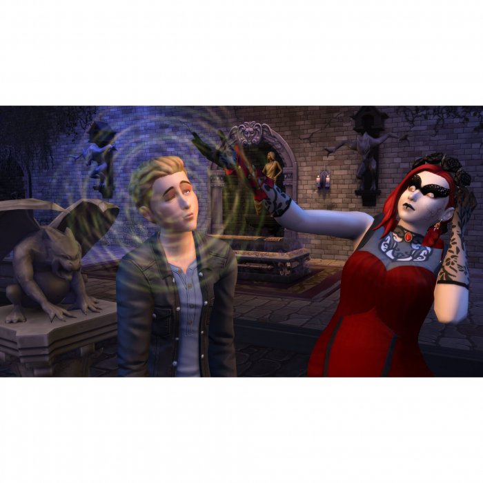 Joc The Sims 4 - Vampires Origin Key Global PC (Cod Activare Instant) 2