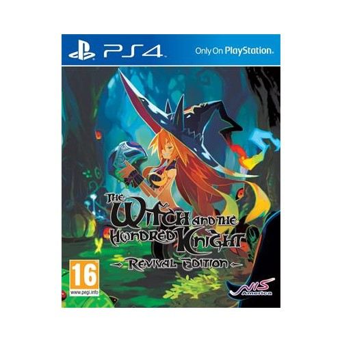 Joc The Witch And The Hundred Knight Revival Edition Ps4 0