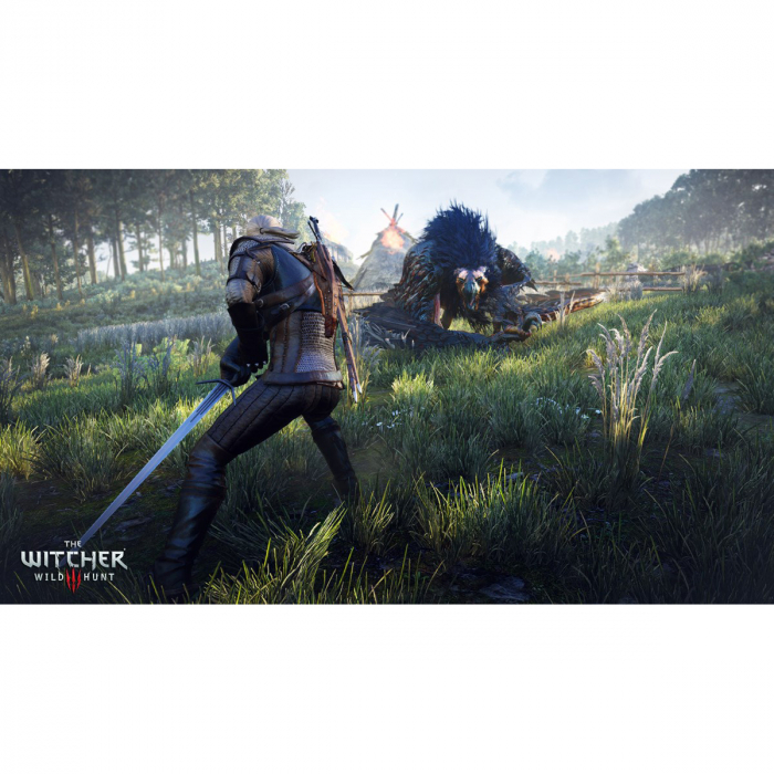 Joc The Witcher 3: Wild Hunt Editie Day 1 pentru PC 2