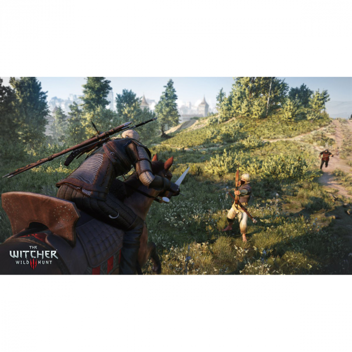 Joc The Witcher 3: Wild Hunt Editie Day 1 pentru PC 3