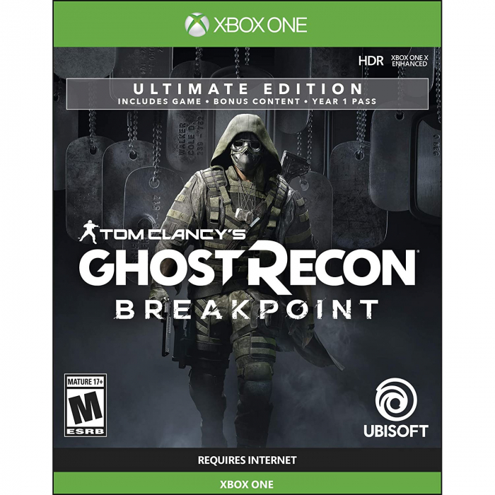 Joc Tom Clancy's Ghost Recon Breakpoint - Ultimate Edition Xbox ONE Xbox Live Key Global (Cod Activare Instant) 0
