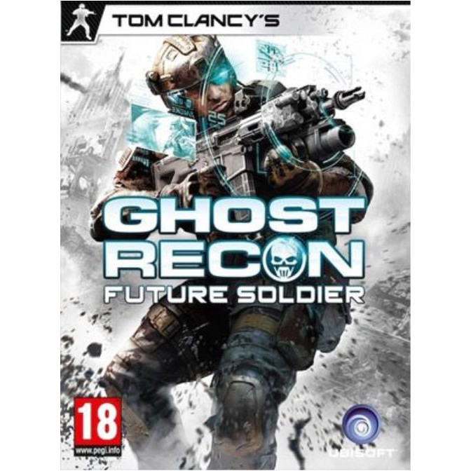 Joc Tom Clancy's Ghost Recon Future Soldier Uplay Key Global PC (Cod Activare Instant) 0