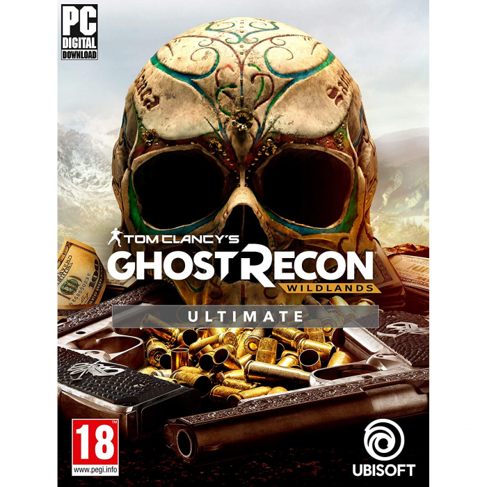 Joc Tom Clancy's Ghost Recon Wildlands Ultimate Edition Uplay Key Europe PC (Cod Activare Instant) 0