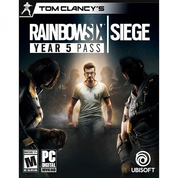 Joc Tom Clancy's Rainbow Six Siege Year 5 Gold Edtion Uplay Key Europe PC (Cod Activare Instant) 0