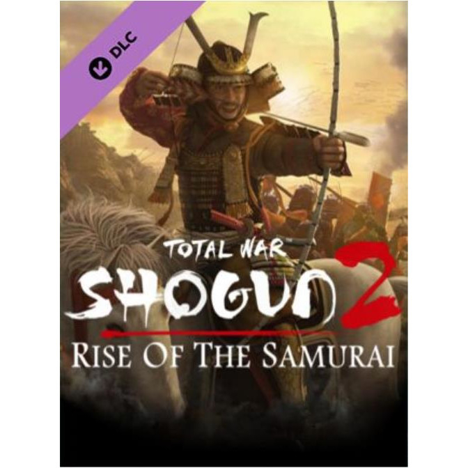 Joc Total War Shogun 2 - Rise of the Samurai Campaign DLC Steam Key Global PC (Cod Activare Instant) 0