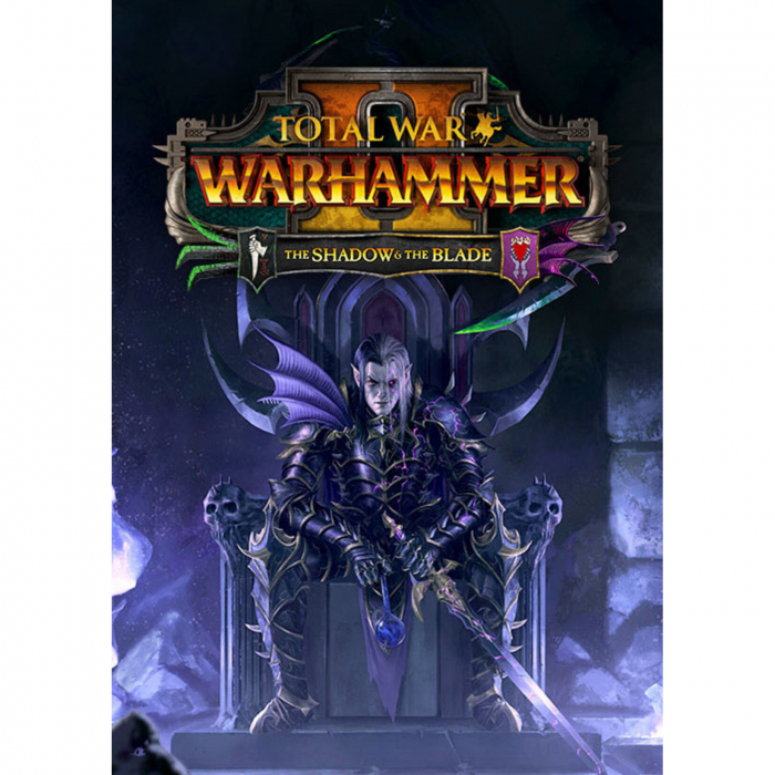 Joc Total War Warhammer II - The Shadow & The Blade DLC Steam Key Europe PC (Cod Activare Instant) 0