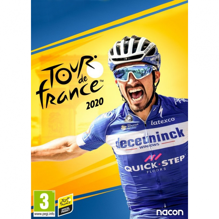 Joc Tour de France 2020 Steam Key Global PC (Cod Activare Instant) 0