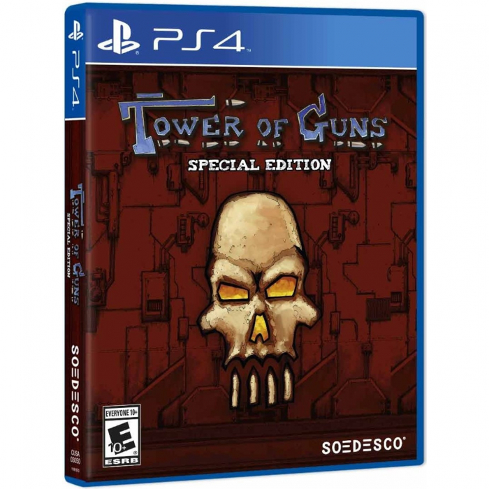 Joc Tower of Guns Special Edition pentru PlayStation 4 0