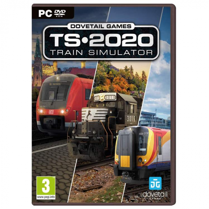 Joc Train Simulator 2020 Pc 0