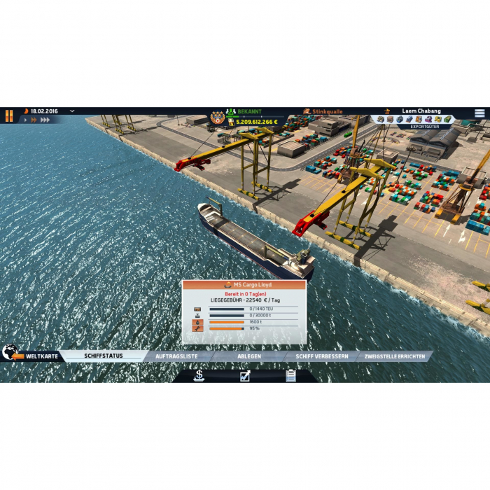 Joc TransOcean The Shipping Company Steam Key Global PC (Cod Activare Instant) 4