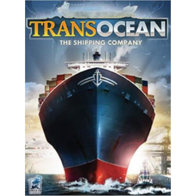 Joc TransOcean The Shipping Company Steam Key Global PC (Cod Activare Instant) 0