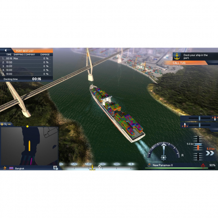 Joc TransOcean The Shipping Company Steam Key Global PC (Cod Activare Instant) 1
