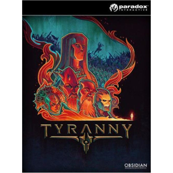 Joc Tyranny Steam Key Global PC (Cod Activare Instant) 0