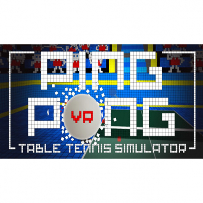 Joc VR Ping Pong Steam Key Global PC (Cod Activare Instant) 0