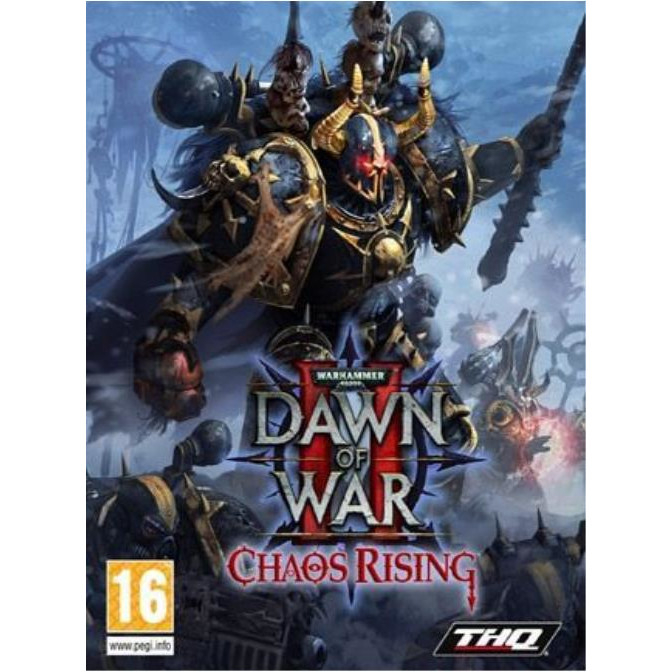 Joc Warhammer 40,000 Dawn of War II - Chaos Rising Steam Key Europe PC (Cod Activare Instant) 0