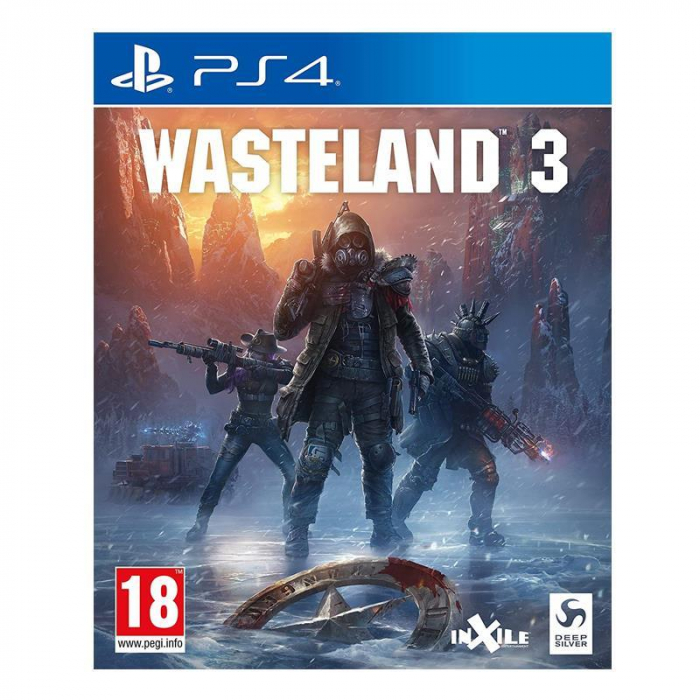 Joc Wasteland 3 Day One Edition Ps4 0