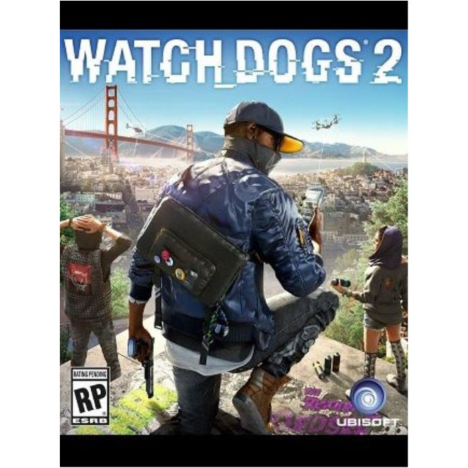 Joc Watch Dogs 2 Deluxe Edition Uplay Key Europe PC (Cod Activare Instant) 0