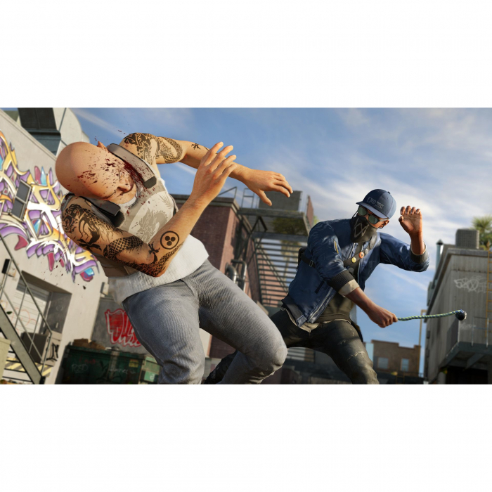Joc Watch Dogs 2 Deluxe Edition Uplay Key Europe PC (Cod Activare Instant) 6