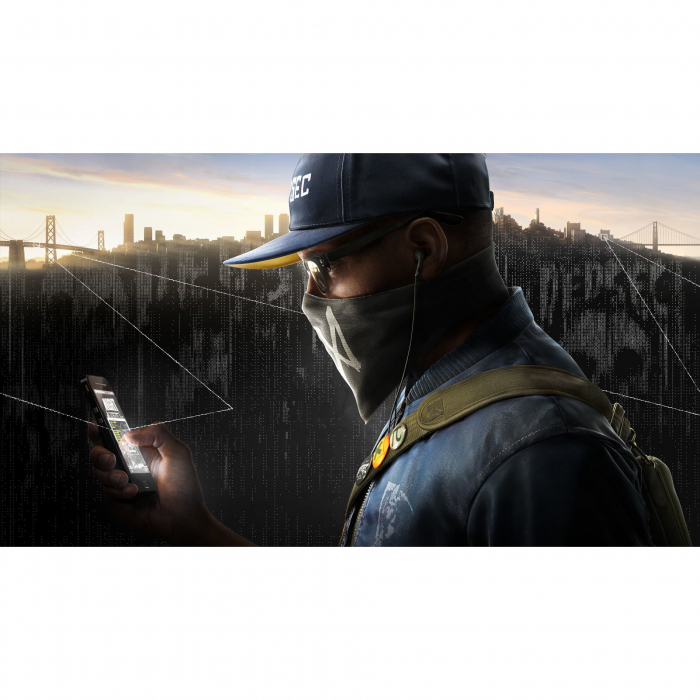 Joc Watch Dogs 2 Gold Edition Xbox ONE Xbox Live Key Global (Cod Activare Instant) 6