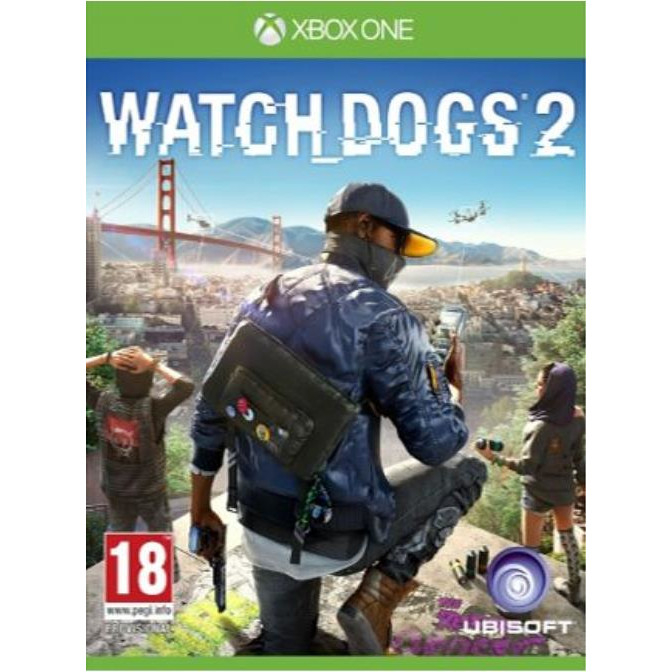 Joc Watch Dogs 2 Gold Edition Xbox ONE Xbox Live Key Global (Cod Activare Instant) 0