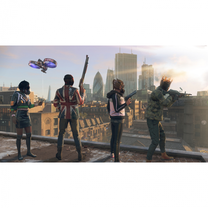 Joc WATCH DOGS LEGION pentru Playstation 4 2