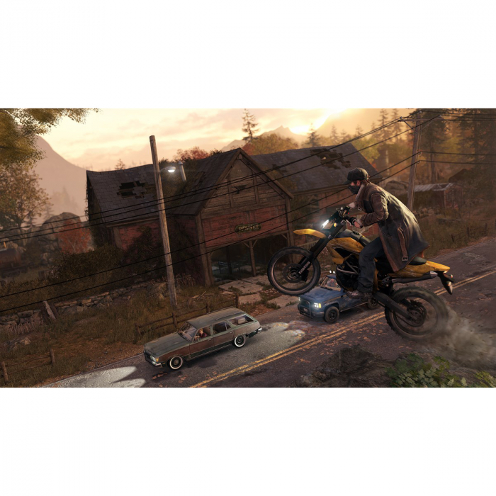 Joc WATCH DOGS ESSENTIALS pentru PlayStation 3 9