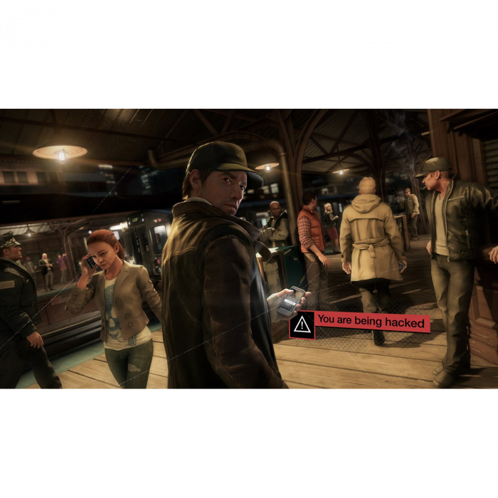 Joc WATCH DOGS ESSENTIALS pentru PlayStation 3 6