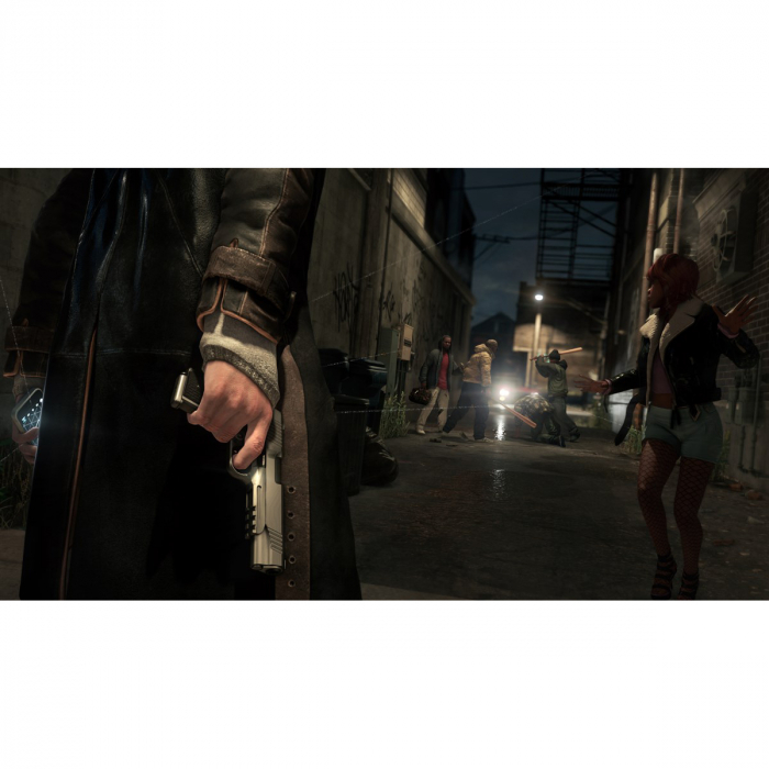 Joc WATCH DOGS ESSENTIALS pentru PlayStation 3 5