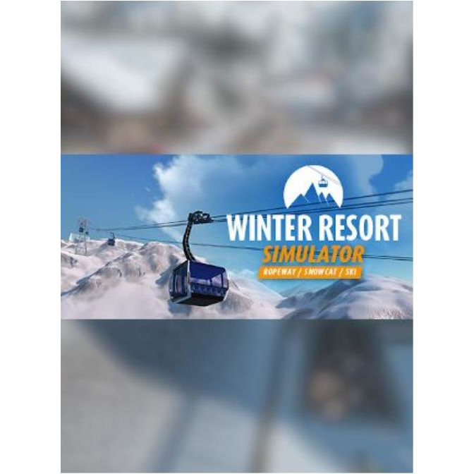 Joc Winter Resort Simulator Steam Key Global PC (Cod Activare Instant) 0