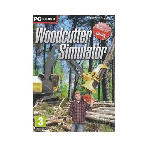 Joc Woodcutter Simulator Pc 0