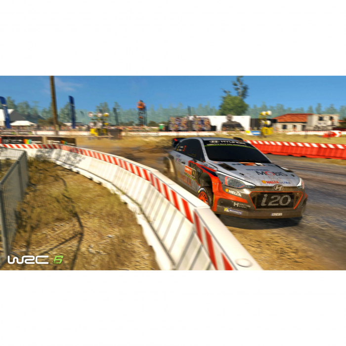 Joc WRC 6 World Rally Championship Steam Key Global PC (Cod Activare Instant) 1