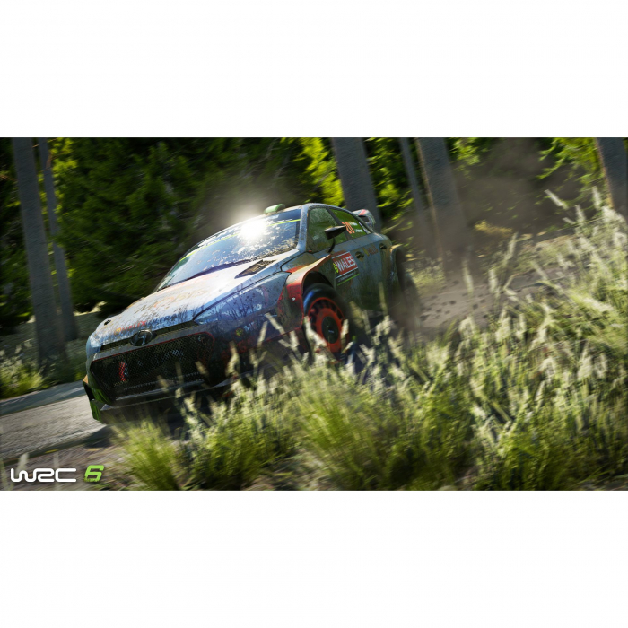 Joc WRC 6 World Rally Championship Steam Key Global PC (Cod Activare Instant) 2