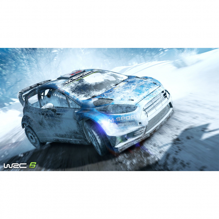 Joc WRC 6 World Rally Championship Steam Key Global PC (Cod Activare Instant) 6