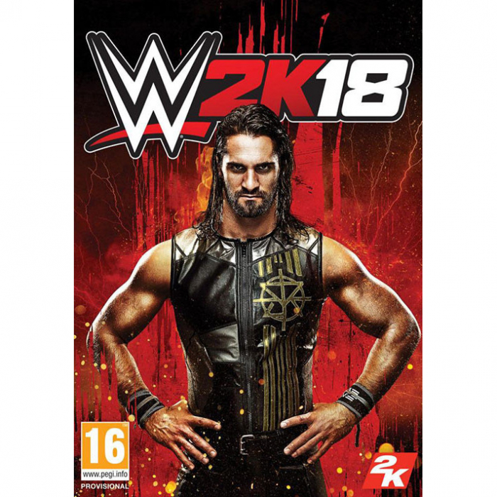 Joc WWE 2K18 STEAM CD KEY Pentru Calculator 0