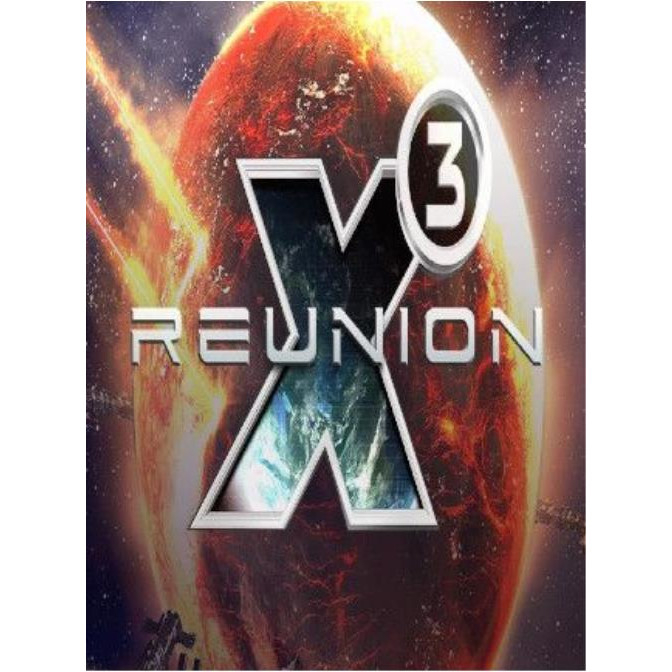 Joc X3 Reunion Steam Key Global PC (Cod Activare Instant) 0