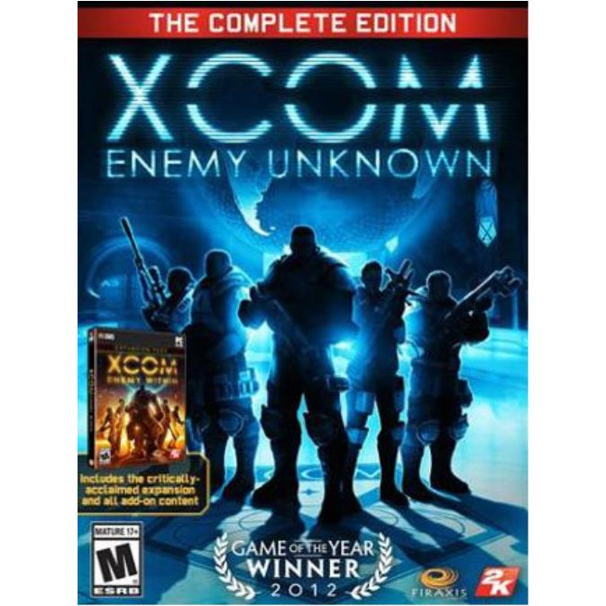 Joc XCOM Enemy Unknown Complete Edition Steam Key Global PC (Cod Activare Instant) 0
