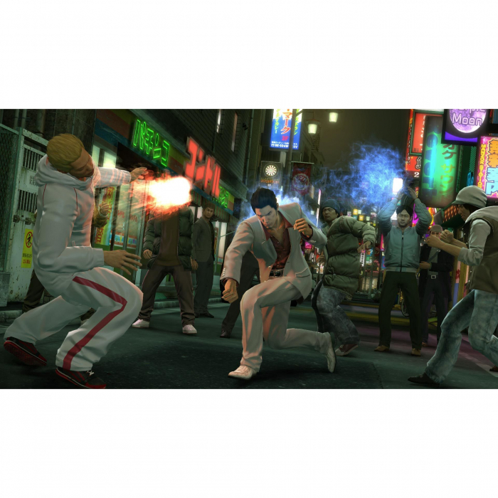 Joc Yakuza Kiwami Steam Key Europe PC (Cod Activare Instant) 6
