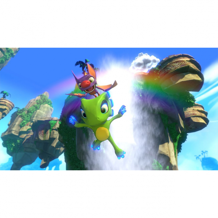 Joc Yooka-Laylee Deluxe Edition Steam Key Global PC (Cod Activare Instant) 3