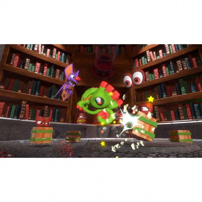 Joc Yooka-Laylee Deluxe Edition Steam Key Global PC (Cod Activare Instant) 4