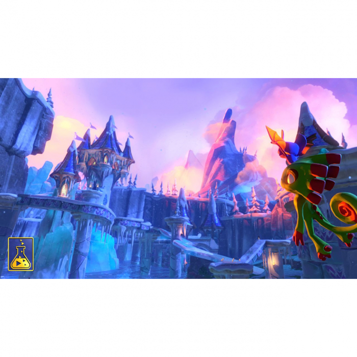 Joc Yooka-Laylee Deluxe Edition Steam Key Global PC (Cod Activare Instant) 6