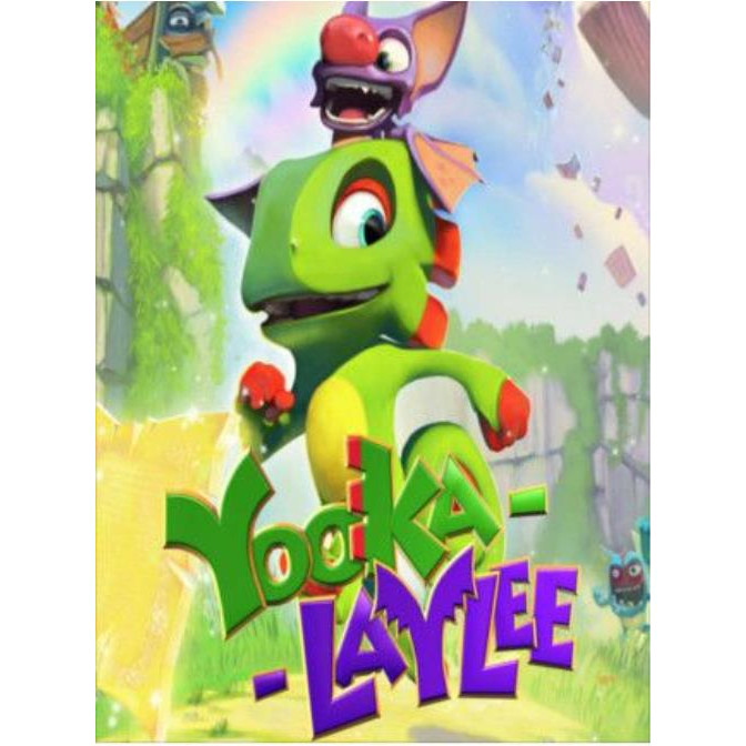 Joc Yooka-Laylee Deluxe Edition Steam Key Global PC (Cod Activare Instant) 0
