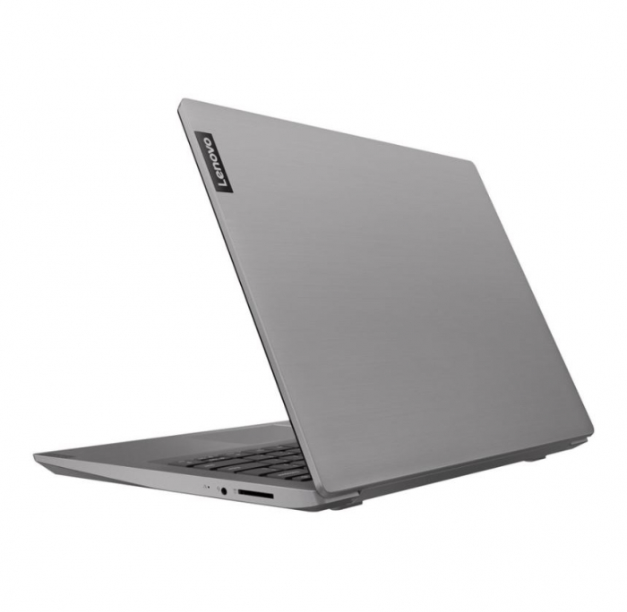 "Laptop Lenovo ideapad S145-14API cu procesor AMD Ryzen 3 3200U  2.6 GHz (3.5 GHz)  4 MB Cache, 14"" Full HD, 4GB, 128GB, AMD Radeon Vega 3, granite black 1"