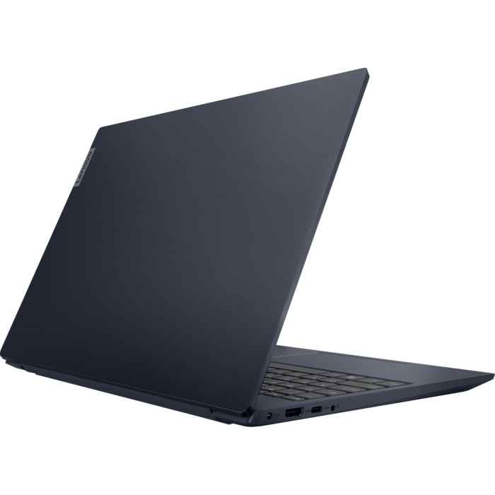 "Laptop Lenovo Ideapad S340-15IIL cu procesor Intel® Core™ i5-1035G1 pana la 3.60 GHz Ice Lake, 15.6"", Full HD, IPS, 8GB, 1TB HDD + 256GB SSD, Intel UHD Graphics, Free DOS, Abyss Blue 11"